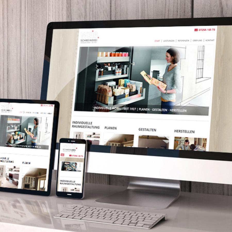 Start marketing for Wohndesign und bautenschutz eppingen